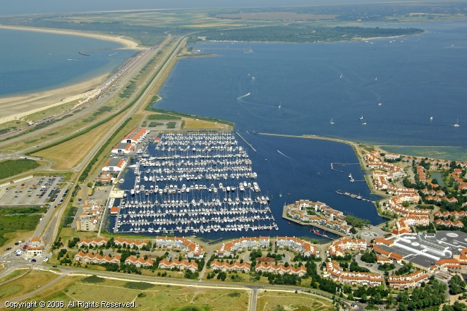 marina port zelande in zeeland netherlands